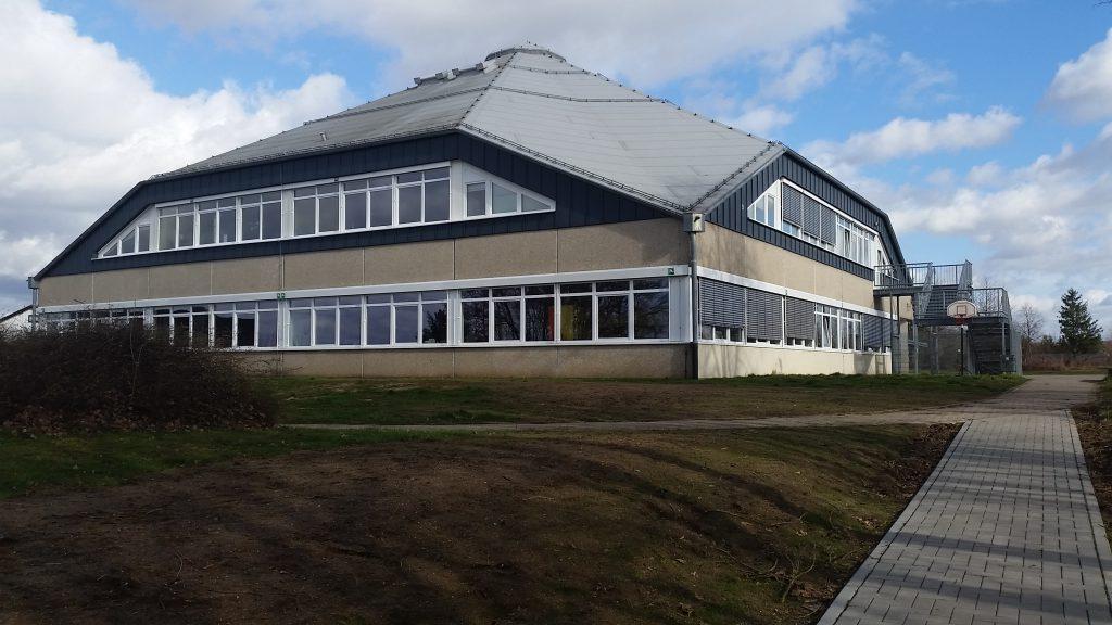 Gebäude der Astrid-Lindgren-Grundschule in Hammersbach